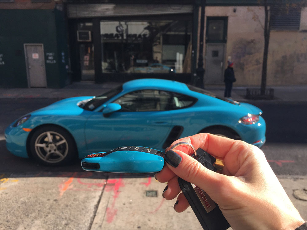 Miami Blue , why is it so hard to photograph? , Rennlist